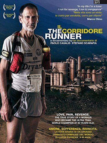 Il Corridore - The Runner / A classic running movie featuring ultra-trail legend Marco Olmo Amazon Instant Video ~ Marco Olmo, https://www.amazon.com/dp/B00U9R1KE4/ref=cm_sw_r_pi_dp_WyMmybB512HQH