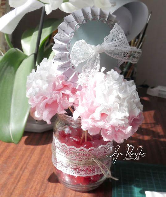 Бюджетный декор для свадьбы - Crafty Olga