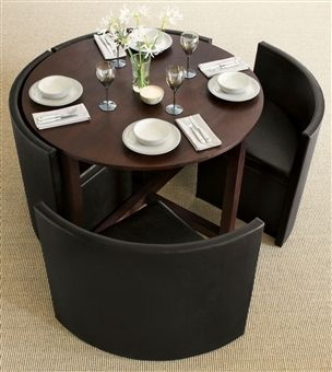 Buy Round Hideaway Dining Set from the Next UK online shop