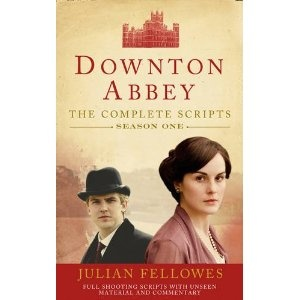 must get a copy.  Downton Abbey: Series 1 Scripts (Official): Amazon.co.uk: Julian Fellowes: Books