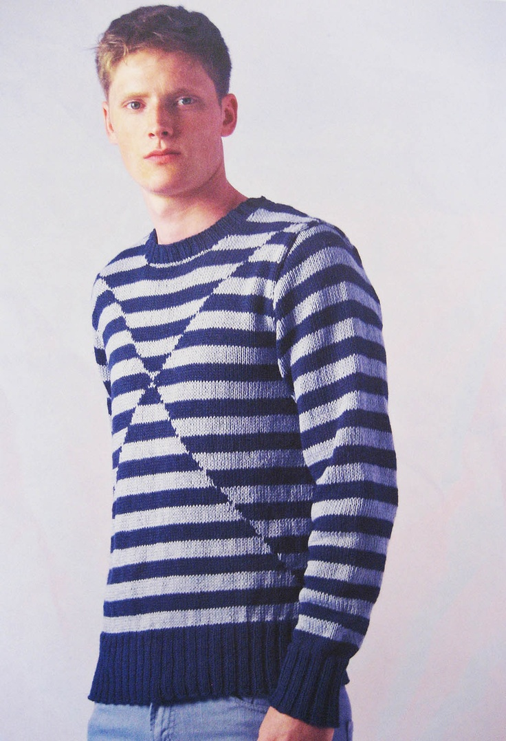 Rowan Magazine 53 (British knitting/crochet company) - Vidal by Josh ...