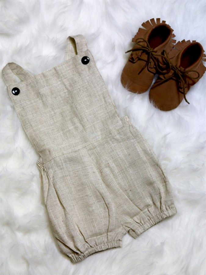 Baby Romper Summer Blowout | 4 Styles