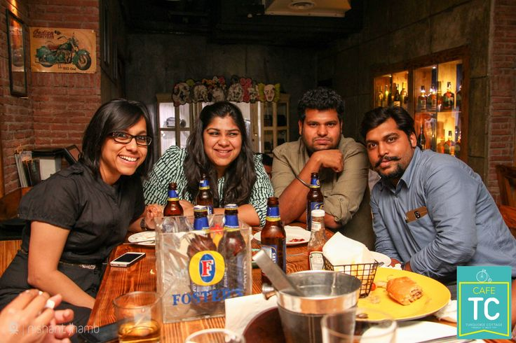 #Happiness #Goodtimes #Foodies #Beerlove #Fun #Music #Delhi #Saket