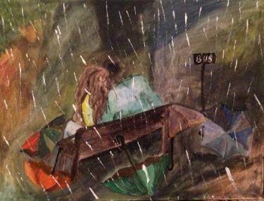 Indragostiti in ploaie