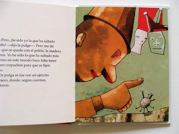 Los saltarines : Isidro Ferrer