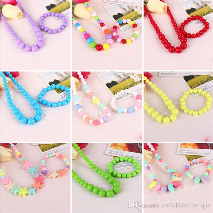 I found some amazing stuff, open it to learn more! Don't wait:https://m.dhgate.com/product/fashion-kids-necklaces-jewelry-for-kids-candy/153470865.html