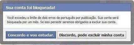 Erros de português - http://www.facebook.com/photo.php?fbid=393556787408594=a.170257273071881.35225.154901354607473=1=nf - 581862_393556787408594_2121148923_n.jpg (427×144): Buscador Baidu, Para Competir, Nessa Quinta Feira, Baidu Lança, 427 144, Baidu Finals, Lança Buscador, Bloquear Mesmo, Buscador Para