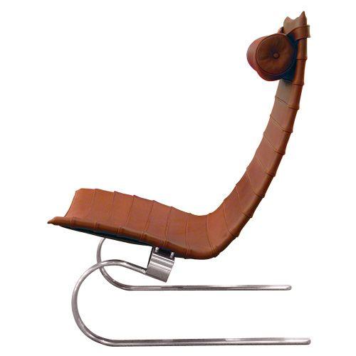 Poul Kjaerholm Pk20 Relax Chair Denmark Pinterest