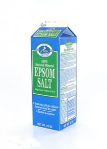 epsom salt for tomatoes and peppers and roses--1 T. per gallon of water in spray bottle every other week