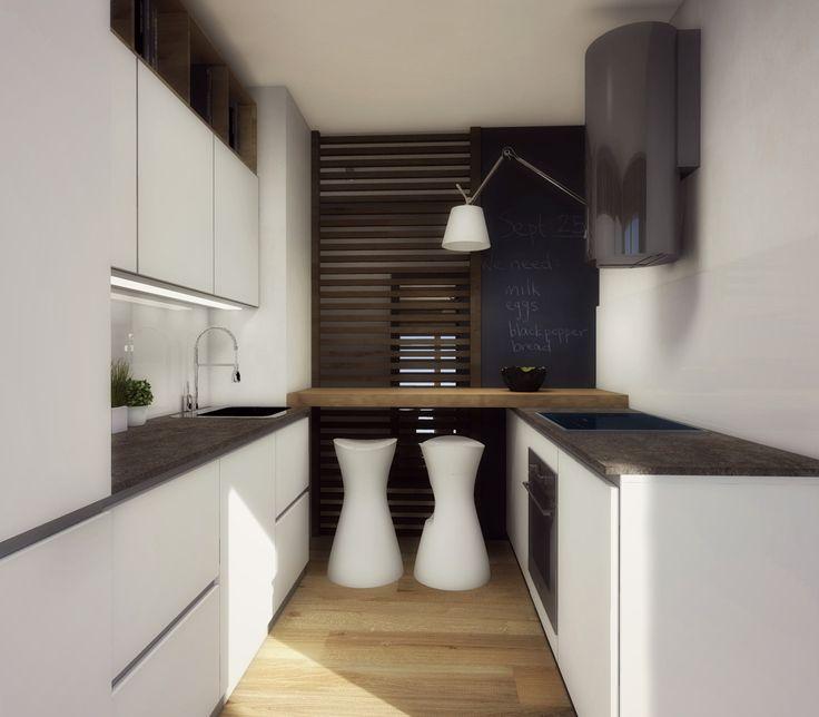 Oltre 25 fantastiche idee su Cucine piccole su Pinterest | Cucina ...