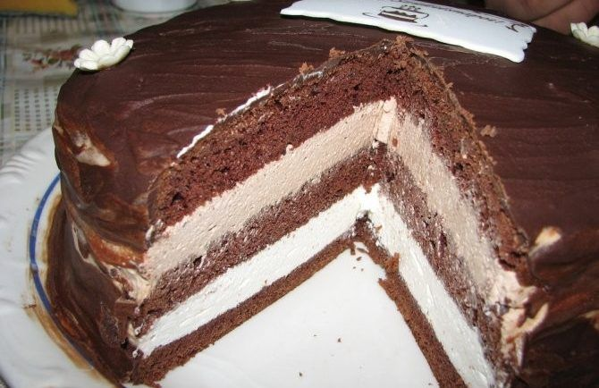 Fantastická torta s mliečno kávovou príchuťou Latte macchiato ktorá vás chytí za srdce. - Báječná vareška