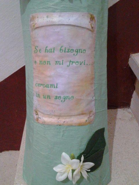 Tegola in cartapesta