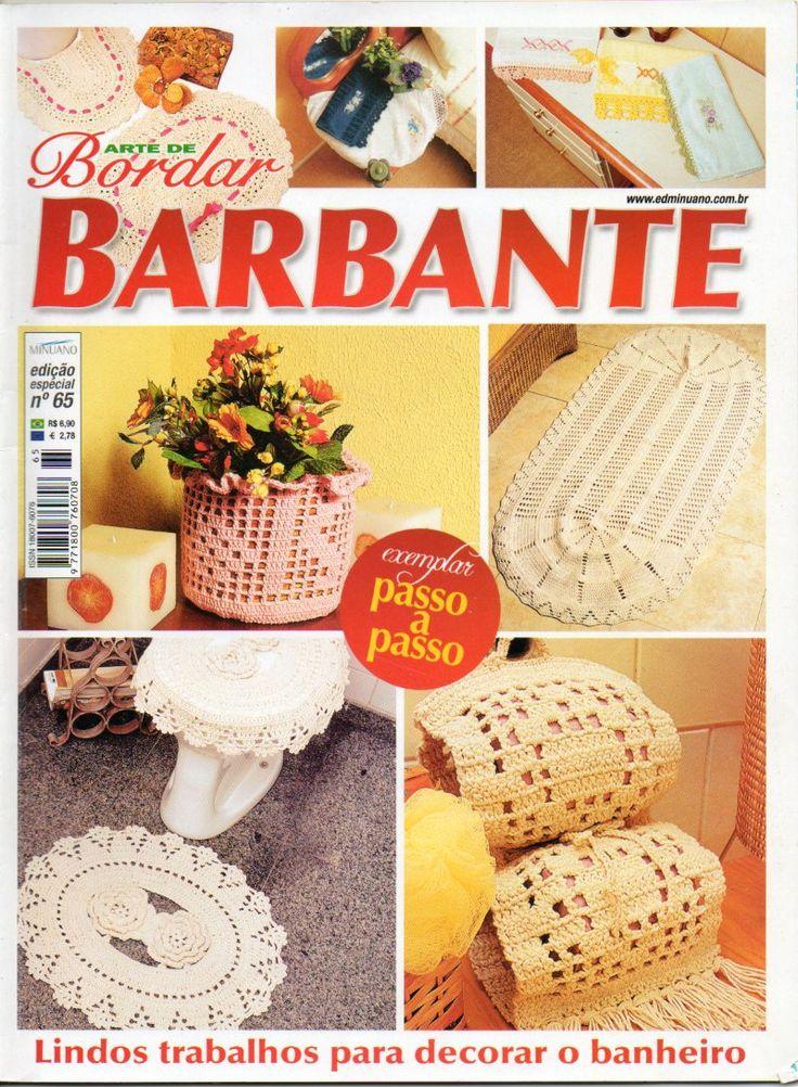 РУКОДЕЛИЕ:ВЯЗАНИЕ,ШИТЬЕ_КРОЙ: #Bordar65_croche