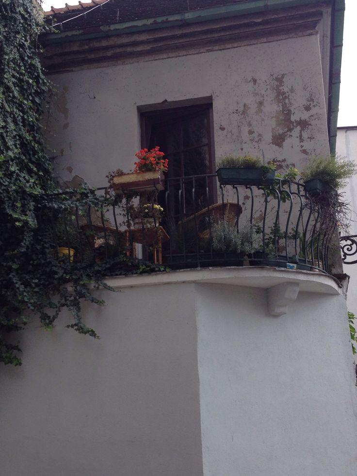 Balcón en bratislava