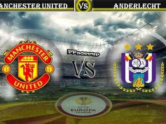 Manchester United vs Anderlecht Prediction 20.04.2017