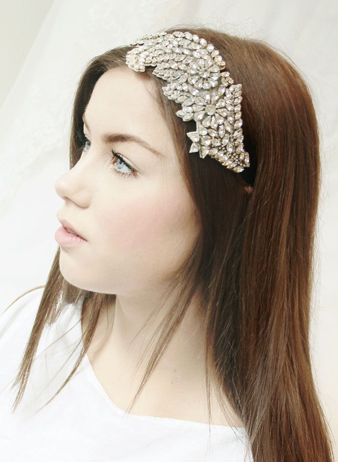 A personal favorite from my Etsy shop https://www.etsy.com/listing/212832420/my-amazing-jenny-bridal-hairpiece