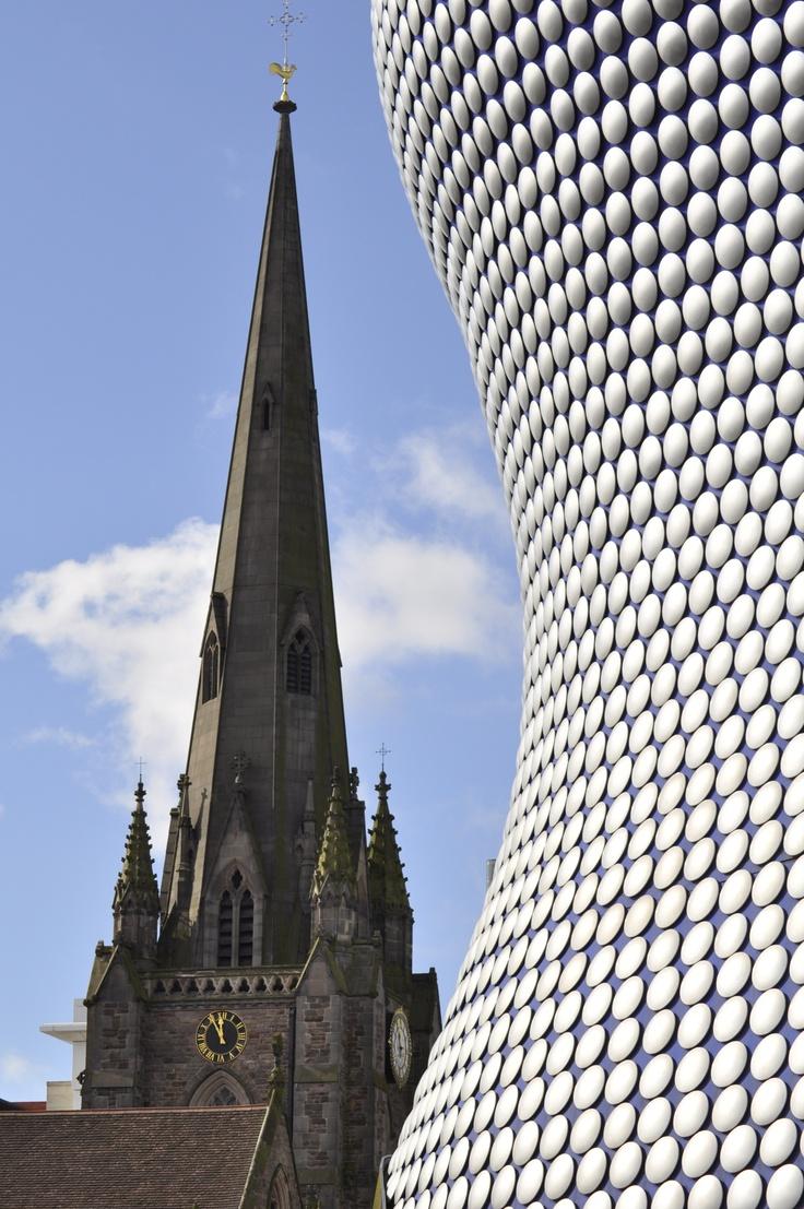 Old & New Birmingham