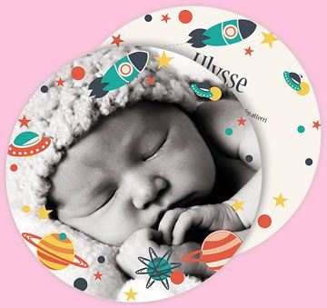 Faire-part naissance réf. N32148 chez monFairePart.com