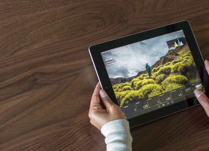 Úprava fotografií na iPade je s Lightroom Mobile jednoduchšia - http://detepe.sk/uprava-fotografii-na-ipade-je-s-lightroom-mobile-jednoduchsia/