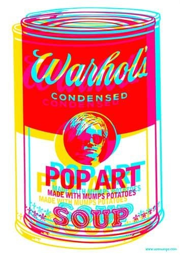 Andy Warhol Andy Warhol: More at FOSTERGINGER @ Pinterest