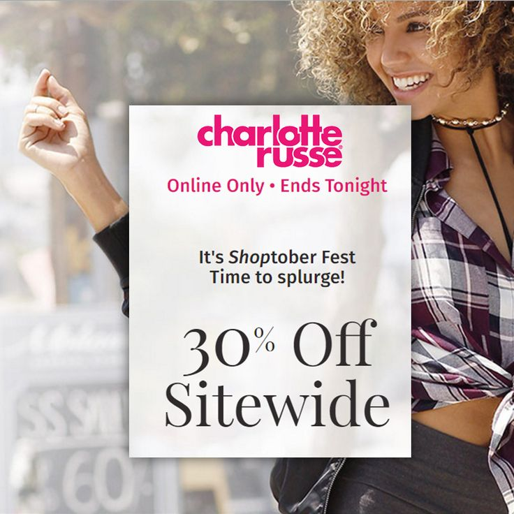 photo regarding Charlotte Russe Coupon Printable identify Charlotte russe pupil price cut code - M m collectibles retailer