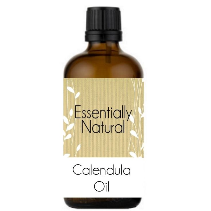 Calendula Oil. An excellent healing oil. Also makes a great base or carrier oil.
