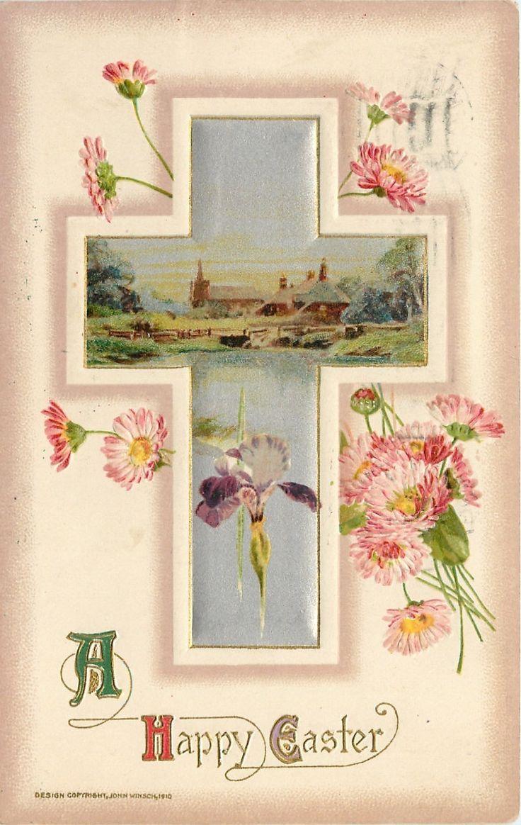 39 Best Easter Cross Cards Images On Pinterest Easter Cross The