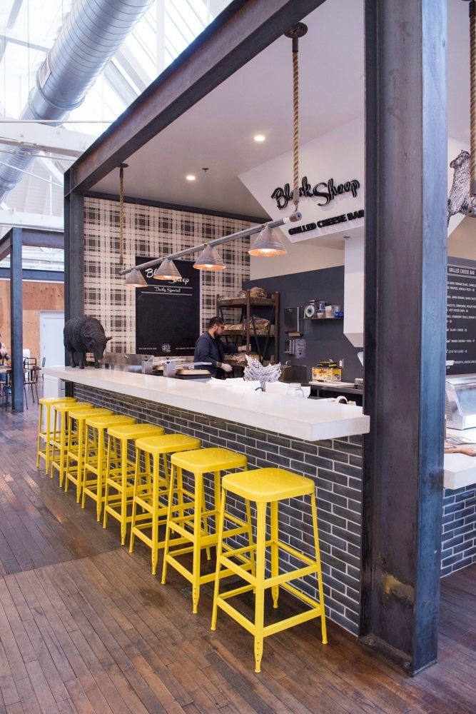 Black Sheep Grilled Cheese Bar | Installation Gallery | Fireclay Tile