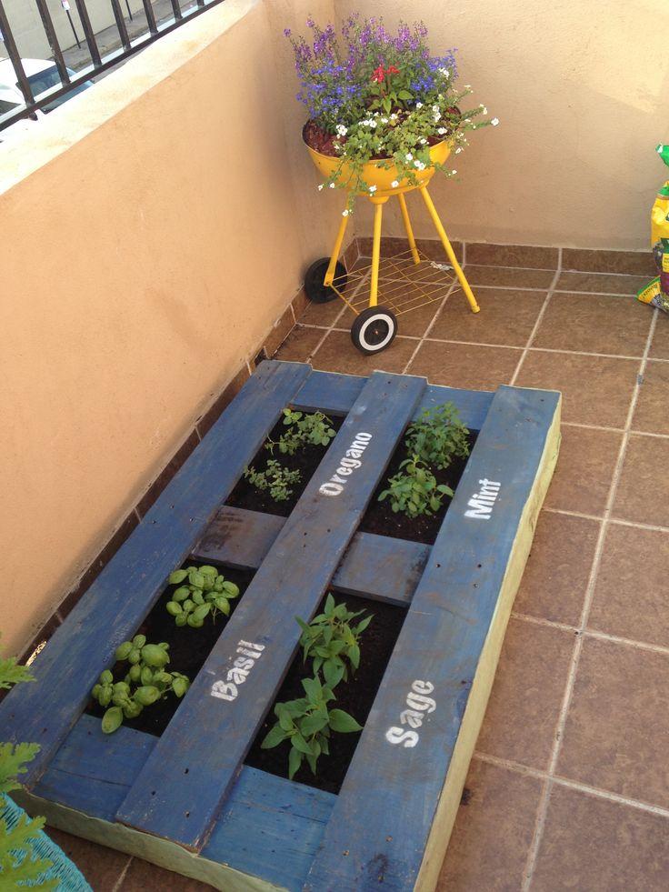 320 Best Images About Pallets Skids Planters Amp Furniture On Pinterest Outdoor Pallet