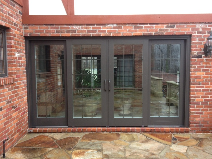 8 best images about kitchen door on pinterest decks ux for 4 panel french doors exterior