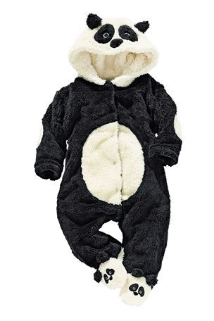 0-3 mth Buy Panda All-in-one (0-18mths) from the Next UK online shop