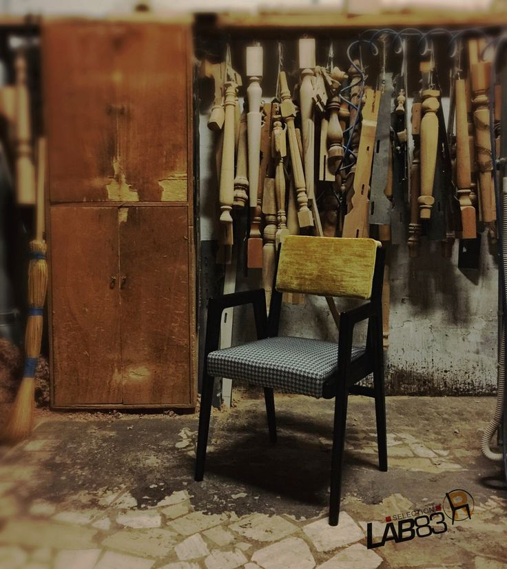 Nata per essere Custom. Customize your Chair. Lab83 Selection www.lab83.it - info@lab83.it