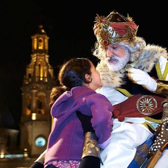 Alcoy Cabalgata de los Reyes Magos #InfoFestaFitur #Alcoy #Alcoi