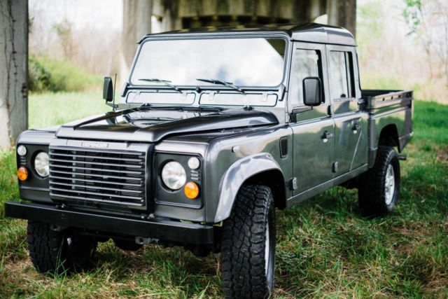 It's a damp morning in Gloucestershire's Forest of Dean. Undaunted by fog and muck, you navigate your Land Rover Defender 90 through the twisting trails of the ancient forest. Pushed to the limit, ...
