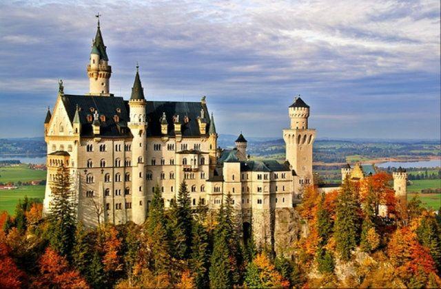 Castello di Neuschwanstein - Baviera Germania