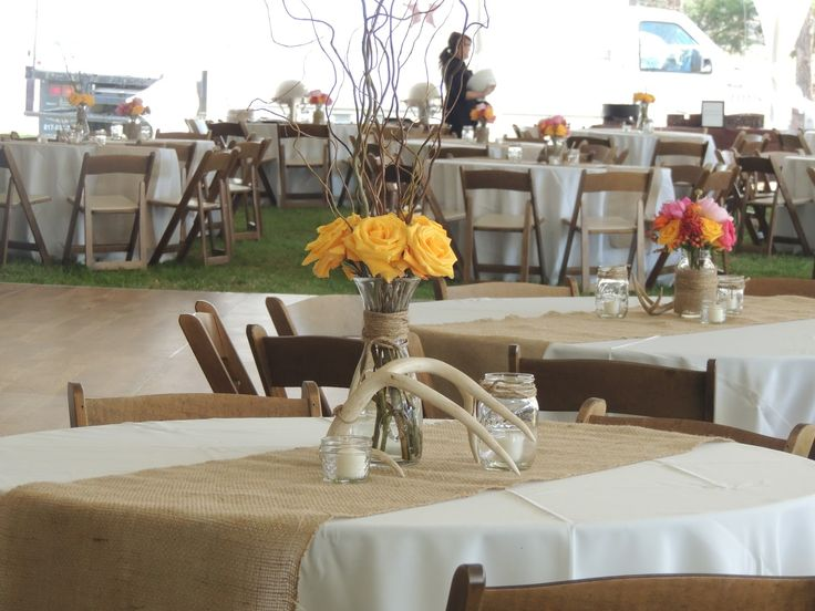 Images about centerpieces on pinterest antler