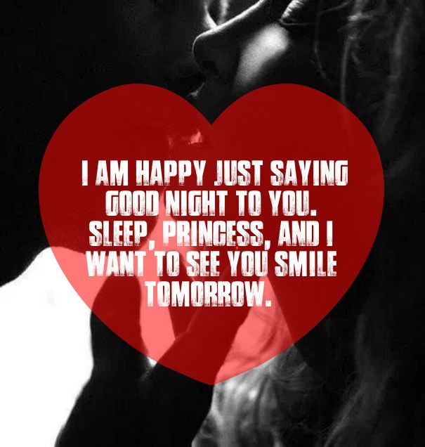 Good Night Love Quotes: Best 25+ Romantic Good Night Quotes Ideas On Pinterest