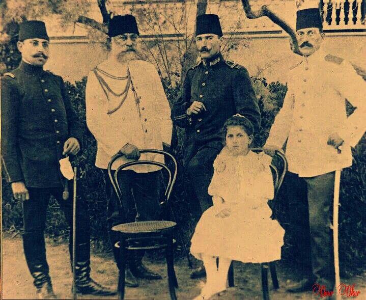 Mustafa Kemal Trablusgarp'ta...