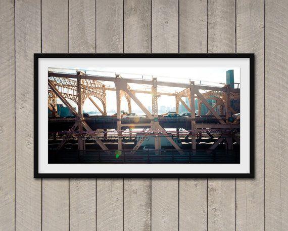 Fotografia di New York Queensboro Bridge stampa di ArchiPhoto, €24.00