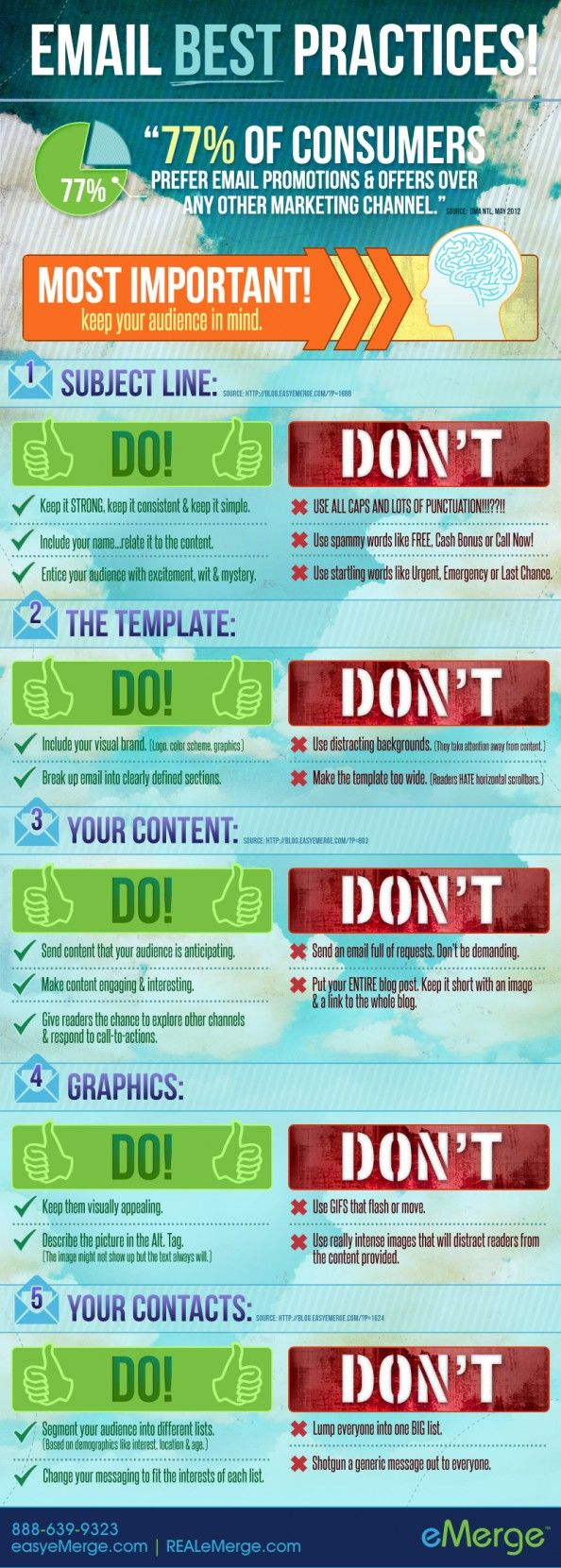 #Email Best Practices