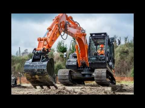 2017 Regional Excavator Champs at Mystery Creek- Skilled Excavator Opera...