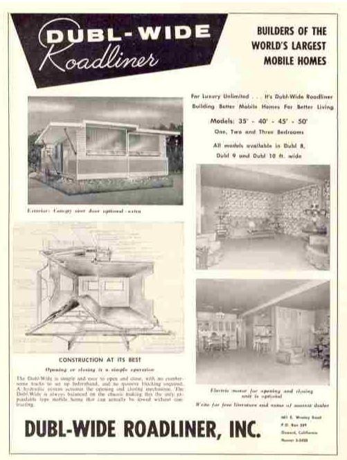 120 Best Vintage Mobile Homes Images On Pinterest