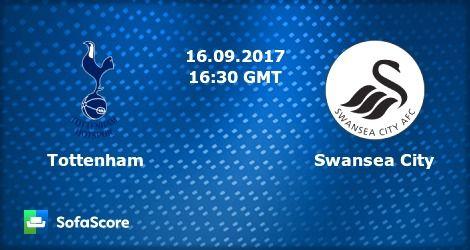 watch tv online free live television channels | Premier League | Tottenham Vs. Swansea City | Livestream | 16-09-2017