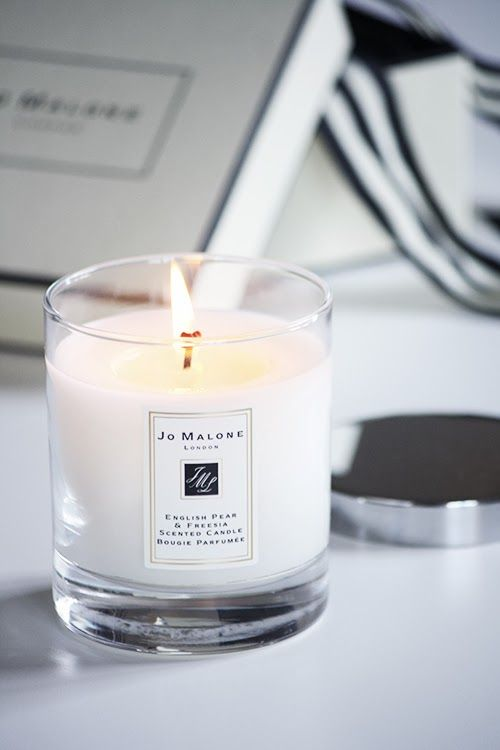 Jo Malone candles - to add to the room of the venue to make the wedding smell pretty :) love love love <3