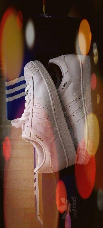 Mis Adidas Superstar personalizadas!