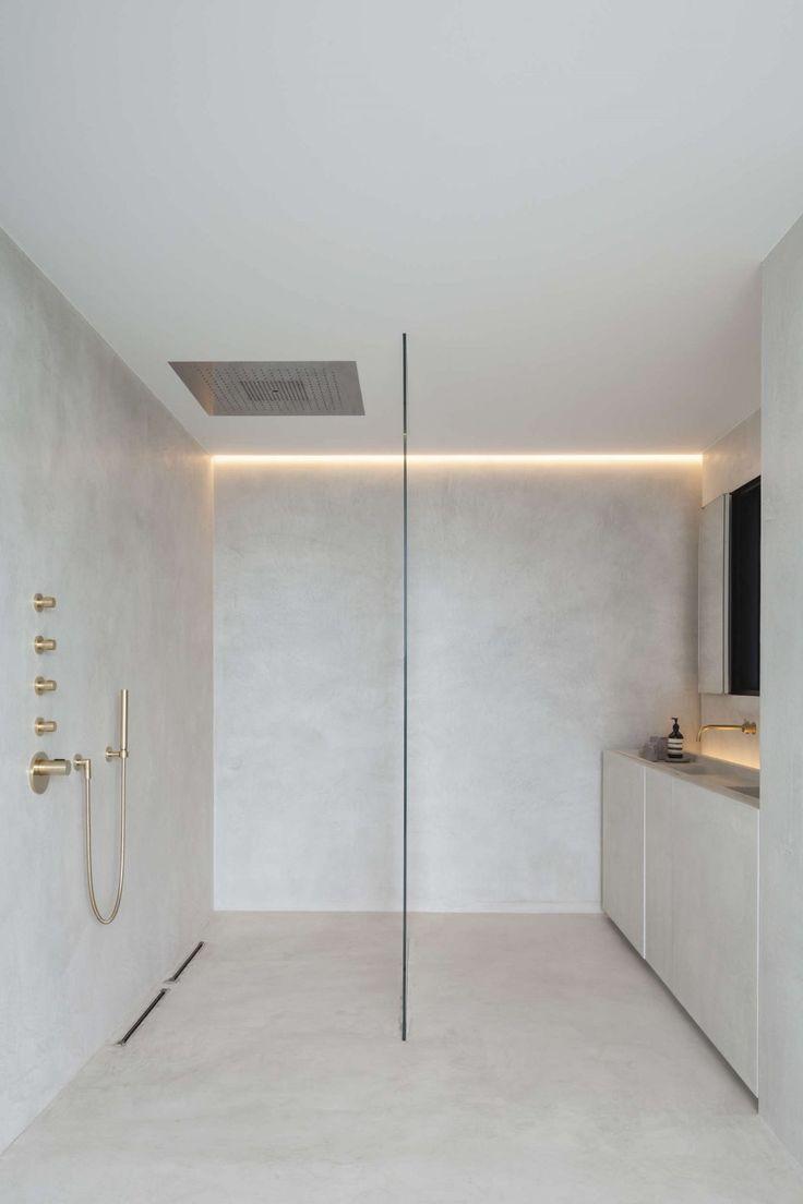 Residence vdb by govaert vanhoutte architects bathroom for Bathroom heaven