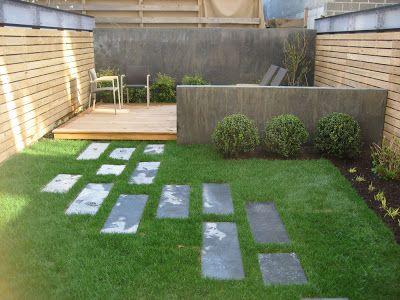 Moderne Gärten, Kleine Gärten, Outdoor Gärten, Terrasse Ideen, Landschaftsbau  Ideen, Hinterhof Ideen, Garten Ideen, Modernen Landschaftsgestaltung, Kleine  ...
