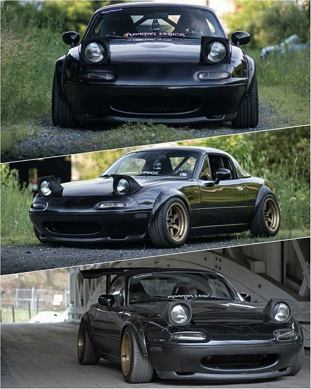 @jpricey11 / Photo by: @that02wrbwrx ✔ #TopMiata #throwback TopMiata.com