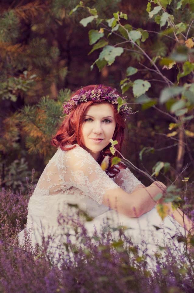 Rustic Bride.