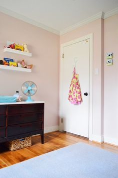 Guest Bedroom Wall Color Is Proposal By Benjamin Moore A Beautiful Warm Ethereal Light Pink
